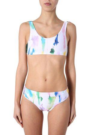 Etre Cecile Women Bikinis - WOMEN'S PAINTMABELLEBTMULTI MULTICOLOR POLYESTER BIKINI