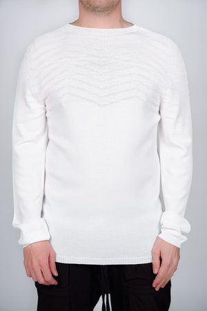 Daniele Fiesoli Chevron Design LS Knit Colour: