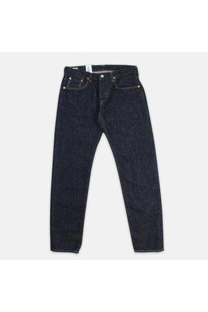 Edwin Men Tapered - Regular Tapered Kaihara Jeans - Indigo x White rinsed