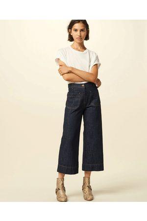 Sess n Women Jeans - Sessun Seaky Denim Rince Jeans