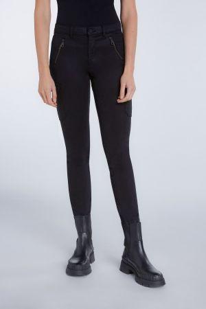 SET Women Jeans - Zipper Jeans