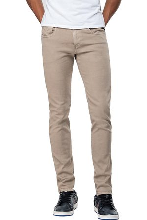 Replay Hyperflex Anbass Colour Edition Slim Fit Jeans - Sand