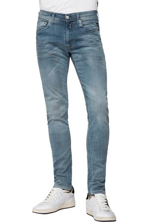 Replay Hyperflex Anbass BIO Edition Slim Fit Jeans - Light