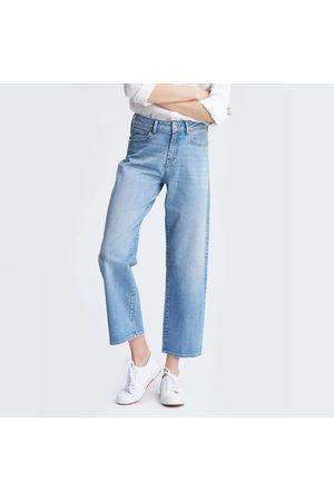 Denham Bardot Wide Leg Jeans - Authentic Clean