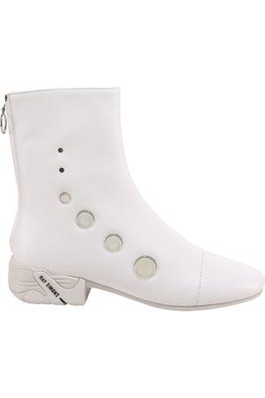 RAF SIMONS Leather boots