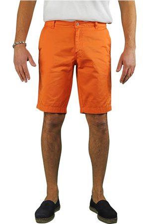SAINT JAMES Men Shorts - MEN'S 11204V COTTON SHORTS