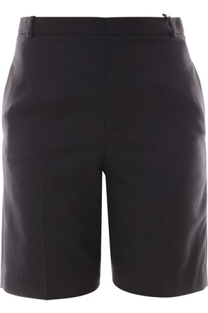 Saint Laurent Wool bermuda shorts