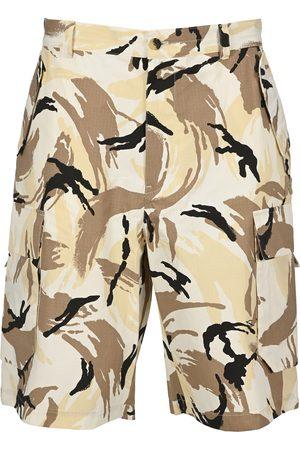 Kenzo Men Shorts - Tropic Camo' cargo shorts