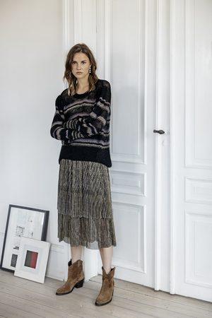 AJ117 Tulle Layer Skirt