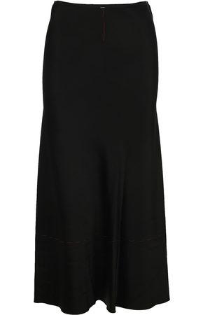 Martin Margiela Women Skirts - Tango satin skirt