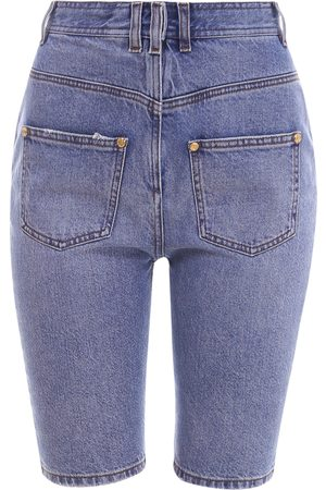 Balmain Denim bermuda shorts