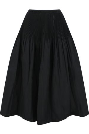 RED Valentino Women Pleated Skirts - TAFFETA PLEATED SKIRT