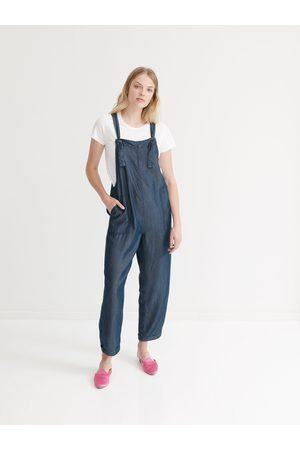 NRBY Women Dungarees - Camille lyocell twill dungaree