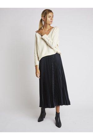Berenice Navy Louison Skirt
