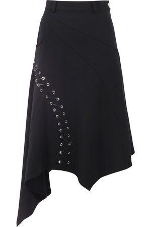 THALÈ BLANC Women Asymmetrical Skirts - ANNAPOLIS ASYMMETRICAL SKIRT
