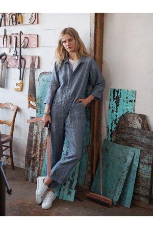 NRBY Lise linen jumpsuit