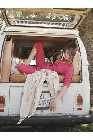 NRBY Women Jumpsuits - Lucy linen jumpsuit