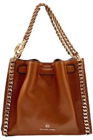 Michael Kors MICHAEL KORS - Mina MD Chain Messenger - Luggage