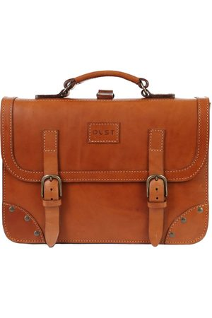 The Dust Italy Mod 101 Business Bag Cuoio Cuoio