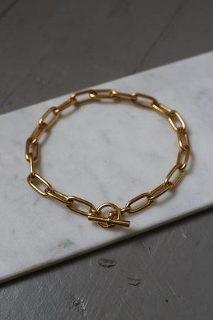 Tilly Sveaas Medium Oval Chain Necklace