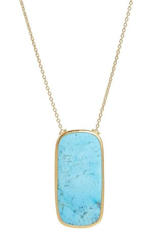 GURHAN One-of-a-kind Turquoise Pendant Necklace