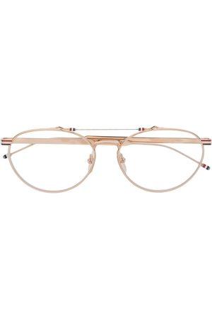 Thom Browne Aviator-frame glasses