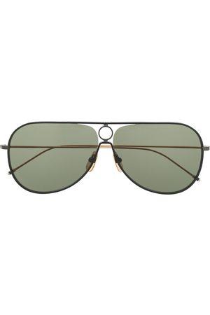 Thom Browne Aviators - TB115 Aviator Sunglasses