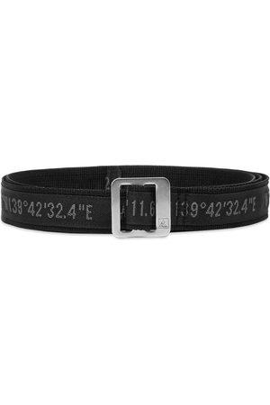 Wtaps Men Belts - Webbing Belt