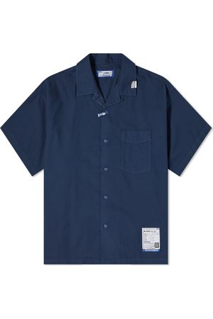 Instrumental by Mihara Men Short sleeves - Instru(men-tal) By Mihara Short Sleeve Oxford Shirt