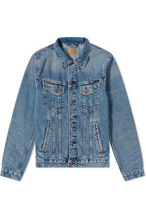 Nudie Jeans Men Denim Jackets - Nudie Bobby Denim Jacket