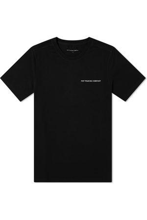 Pop Trading Company Men T-shirts - X NOS Logo Tee