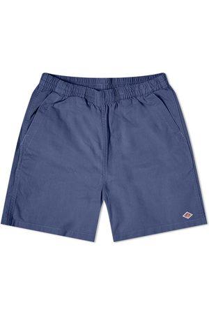 DANTON Men Shorts - Cotton Canvas Short