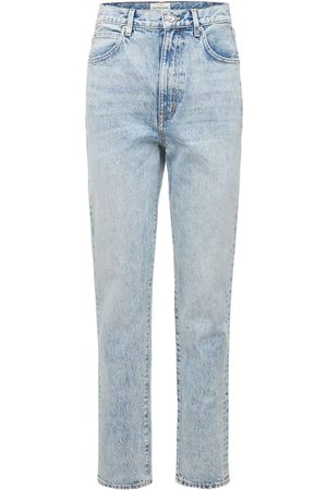 SLVRLAKE Beatnik High Waist Slim Fit Jeans