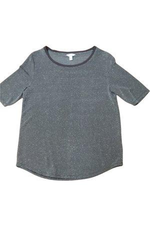 Calvin Klein Women Tops - Grey Polyester Top