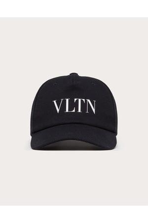 VALENTINO GARAVANI Men Caps - Vltn Baseball Cap Man / Cotton 100% 57