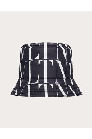 VALENTINO GARAVANI Men Hats - Vltn Times Bucket Hat Man / 100% Poliammide 57