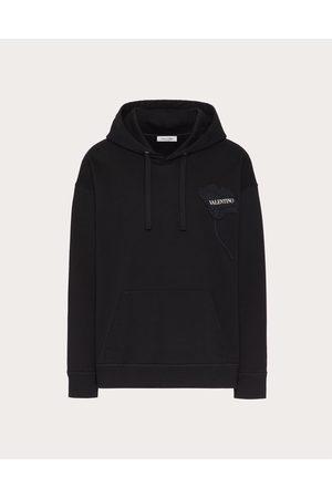 VALENTINO Men Sweatshirts - Men's Garden Cotton Sweatshirt Man / Cotton 100% L
