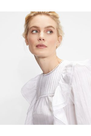 Ted Baker Women Blouses - Double Frill Blouse