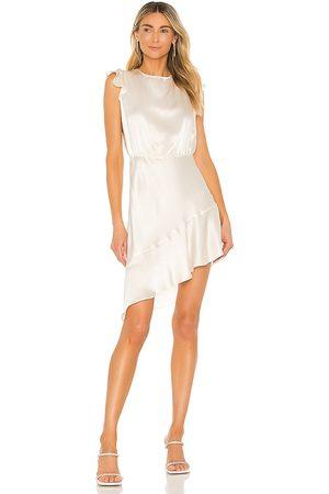 Amanda Uprichard Ibiza Dress in Ivory.