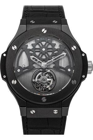 HUBLOT Men Watches - Ceramic Big Bang Tourbillon Limited Edition 305.CM.002.RX Men's Wristwatch 44 MM