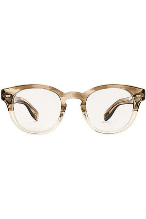 Oliver Peoples Cary Grant Optical Eyeglasses in Brown