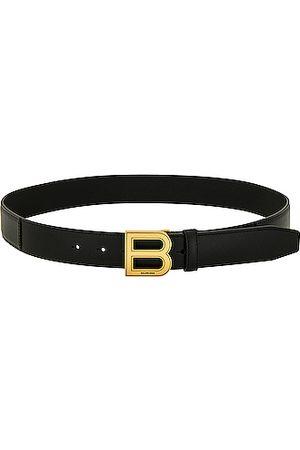 Balenciaga Hourglass Large Belt in