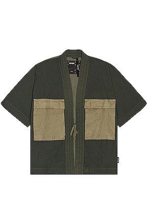 Nemen Cargo Kimono in