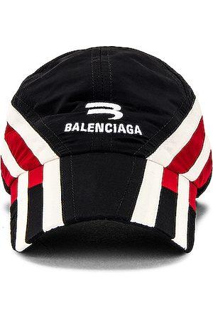 Balenciaga Men Caps - Nylon Cap in