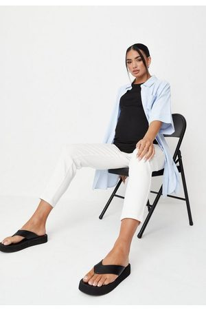 Missguided Comfort Stretch Maternity Jeans