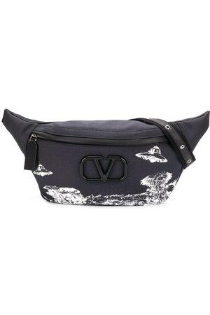 Valentino Garavani Men Bags - X Undercover Time Traveller belt bag - Grey
