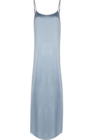 YOLKE Light stretch-silk slip dress