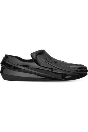 1017 ALYX 9SM Shiny Mono Slip-on Tech Loafers