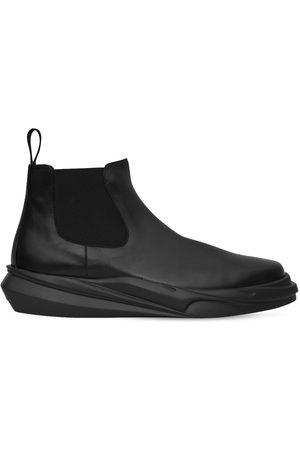 1017 ALYX 9SM Men Chelsea Boots - Mono Leather Chelsea Boots