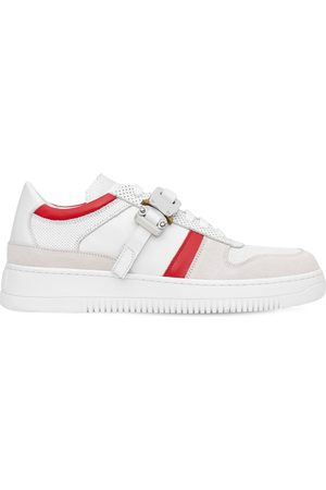 1017 ALYX 9SM Buckle Leather Low-top Sneakers